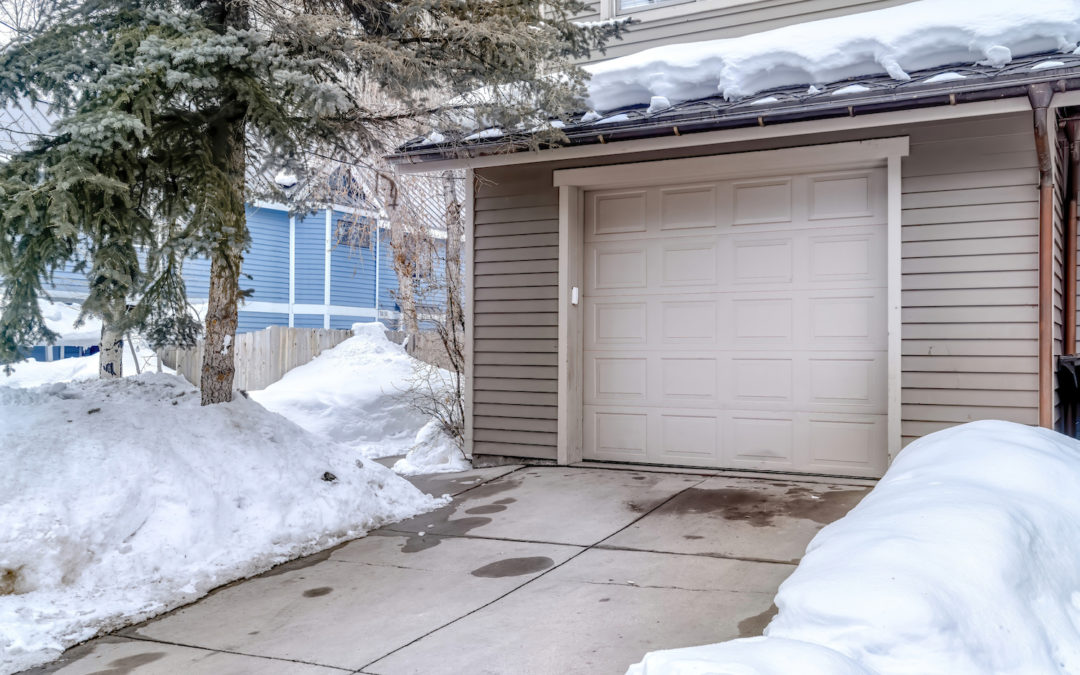 Now is the Time to Repair Your Garage Before Winter